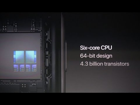 Download Youtube: Everything About Apple's A11 Bionic chip processer Used in iPhone 8 and iPhoneX