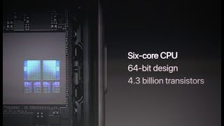Everything About Apple's A11 Bionic chip processer