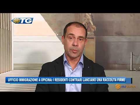 UFFICIO IMMIGRAZIONE A OPICINA: I RESIDENTI CONTRARI LANCIANO UNA RACCOLTA FIRME   15/04/2021