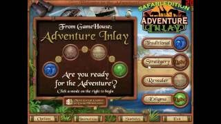 Adventure Inlay - Safari Edition Gameplay