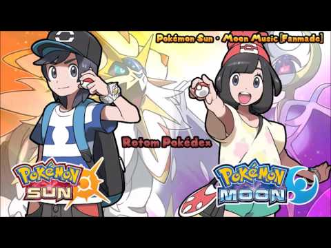 Pokémon Sun & Moon - Rotom Pokédex Theme [Fanmade]