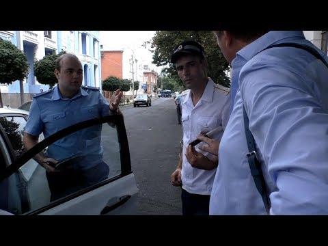 Краснодарские полицейские слепнут