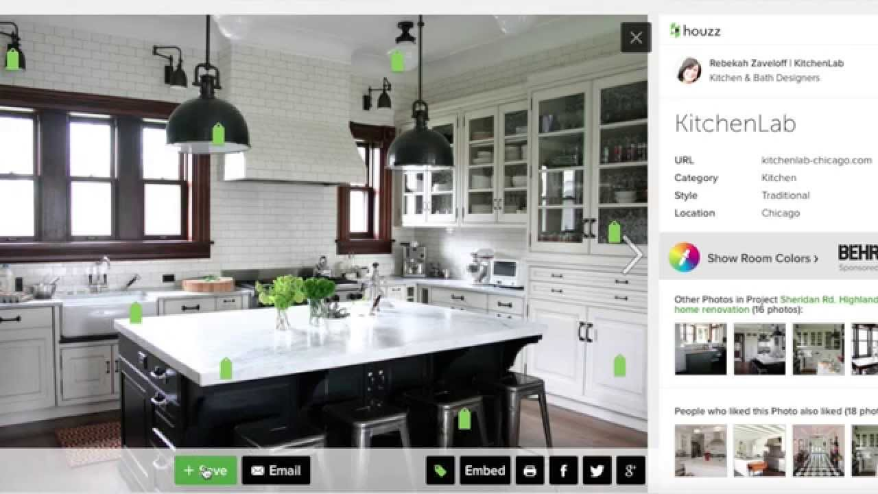 How To Use Houzz To Inspire Your Home Decor