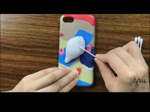 How to Clean Squishy Phone Case