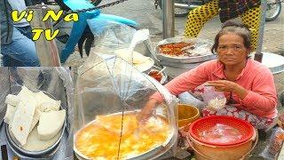 Gánh bánh đúc hơn 20 năm bán rẻ như cho, nuôi 2 con học đại học nổi tiếng nhất Chợ Búng - Vi Na TV