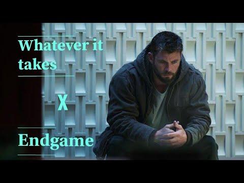 Avengers Endgame || Whatever it takes (marvel)