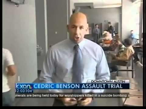 Cedric Benson assault trial