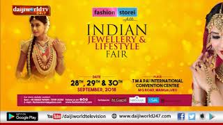Mangaluru: Indian Jewellery & Lifestyle Fair from Sept 28 to 30