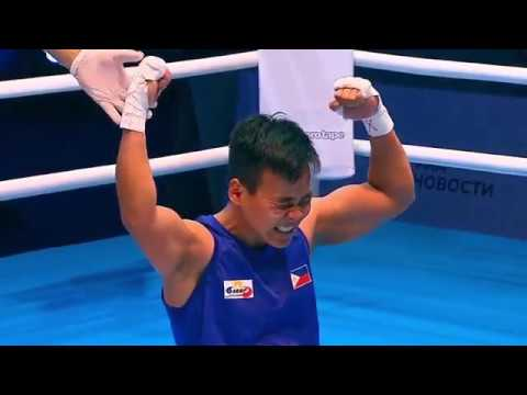 Pinay Boxer Nesthy Petecio Bags Gold- AIBA World Women's Boxing Championship- 10-13-19