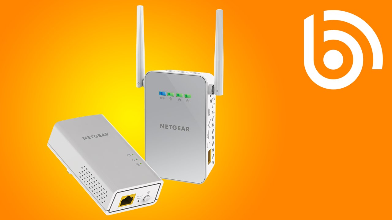 Netgear Plw1000 Wifi Homeplugs Introduction Youtube Network With Using Just Your Existing Electrical Wiring