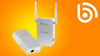NETGEAR PLW1000 WiFi Homeplugs Introduction