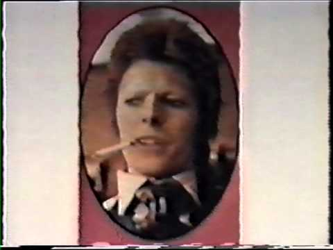 David Bowie Early US radio interview circa 1974