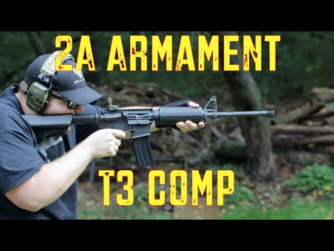 2A Armament T3 Compensator - Bang for your Buck (Pun Intended)