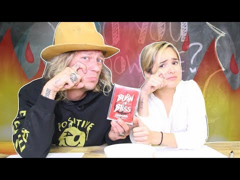 "Burn Or Bliss Challenge  Do You Know Me ""Newlyweds"" Tag ft Jukka Dudeson"