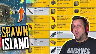 HOW GOOD IS SPAWN ISLAND LOOT?