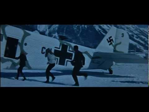 Where Eagles Dare - The Chase To The Airfield (original Music Added; OST)