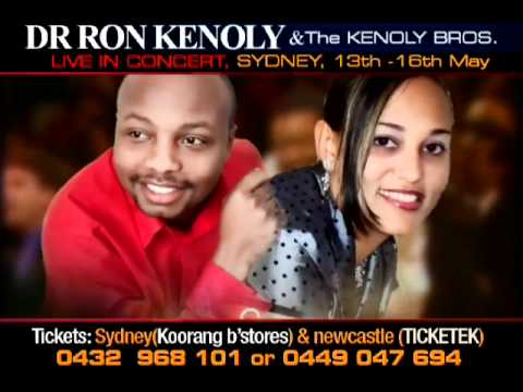 Bishop Sam Darko & Songs Of Praise Temple (Sydney) Host Dr Ron Kenonly and the kenonly brothers