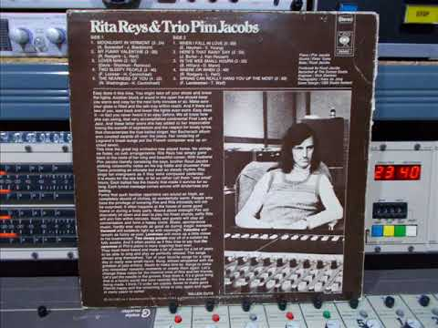 Rita Reys & Trio Pim Jacobs FULL Our Favorite Songs Remasterd By B.v.d.M 2017