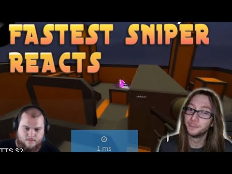 Fastest Sniper Reacts to FACEIT LEVEL 10 VS CS:GO CHEATER!