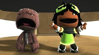 LittleBigPlanet 2 - I Hate Friends That -  LBP2 Animation