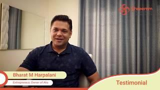Shreem International Consultancy - Bharath Testimonial