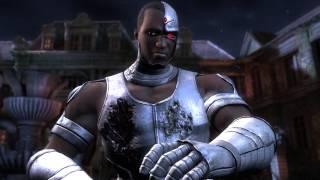 Injustice Gods Among Us Cyborg Teen Titans Very Hard Arcade Classic Ladder Maximum Difficulty 1080p
