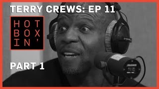 TERRY CREWS, PART 1 |  HOTBOXIN WITH MIKE TYSON | EPISODE 11
