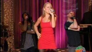 MariahCarey - Touch My Body  (Live in Japan June 9th 2008)
