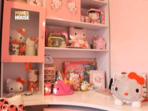 Nicole Hyala showcases her Hello Kitty 'meowseum' | Powerhouse