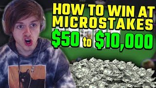 5X My Micro Stakes Bankroll In 11 Days (Bankroll Challenge Day 12)