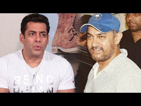 Salman Khan Makes FUN Of Aamir Khan's Dangal Massive Success In China