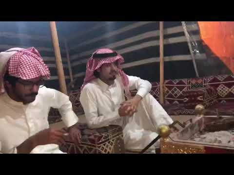 الشاعر : حمد العيد يوم اتصل فيني حسن هههه