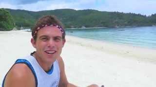Small Beautiful Filipino Island, Romblon Island