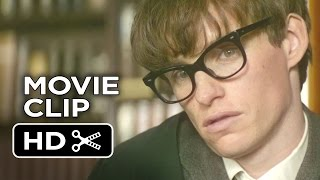 The Theory of Everything Movie CLIP - Well Done, Doctor (2014) - Eddie Redmayne Movie HD