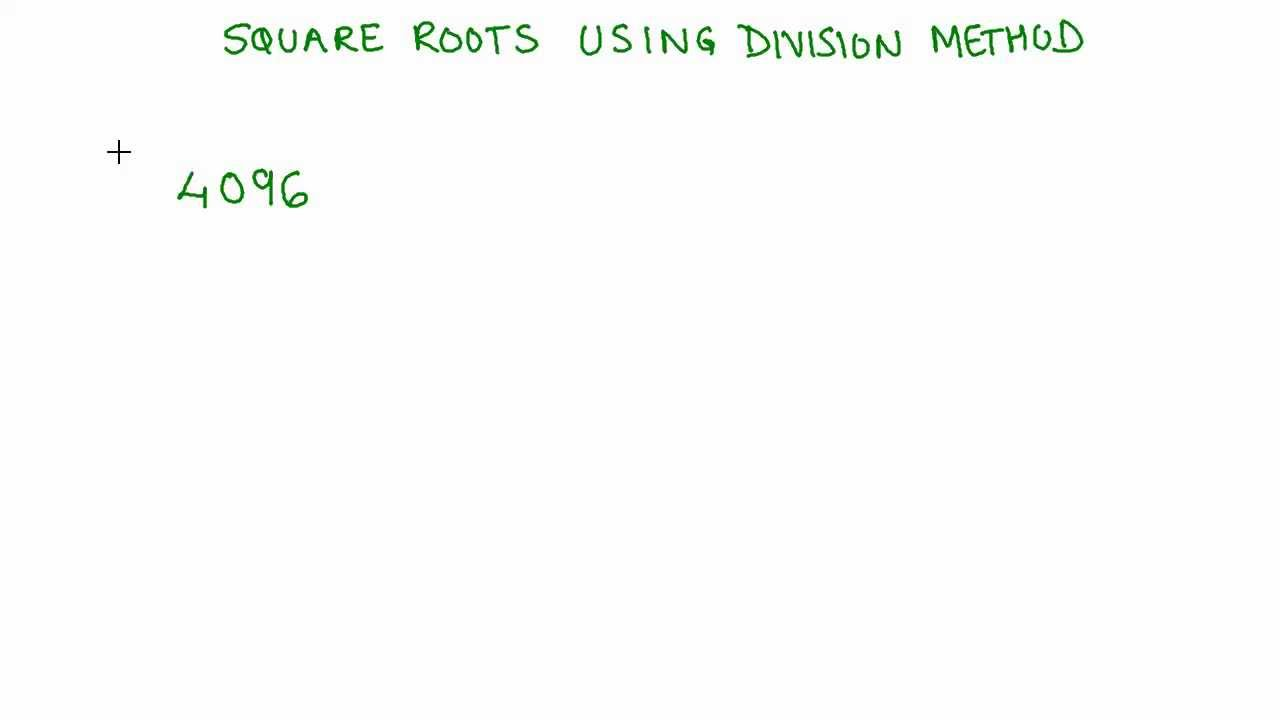 how to add a square root to a number