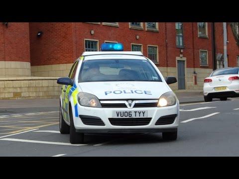 Police Car Ringing Bell