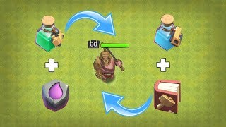 """PUT EVERYTHING TOGETHER """"Clash Of Clans"""" SO MANY REWARDS!!"""