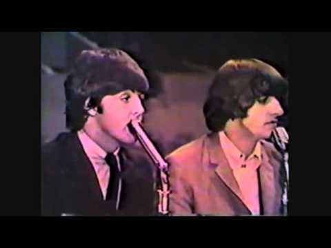 Beatles 1965 INTERVIEW RARE - YouTube.flv