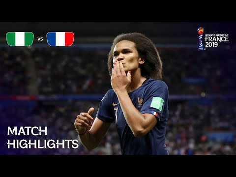 Nigeria v France – FIFA Women's World Cup France 2019™