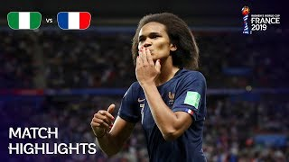 Download Nigeria v France - FIFA Women's World Cup France 2019™ Mp3 and Videos