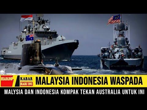 Download INDONESIA DAN MALAYSIA SIAGA PENUH!! INI YANG DITAKUTKAN!!    BERITA MILITER TERBARU HARI INI