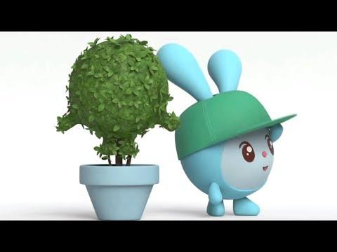 Малышарики - новые серии - Бу! (Серия 120)  Развивающие мультики для самых маленьких - Простые вкусные домашние видео рецепты блюд