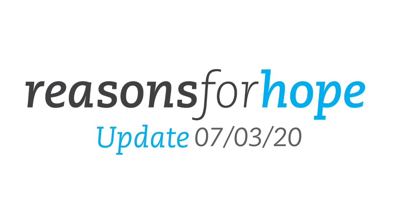 rforh update   7-3-20   Reasons for Hope