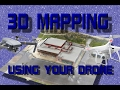 DJI Mavic Pro / Platinum and Phantom - Make Free 3D Maps Using DroneDeploy App