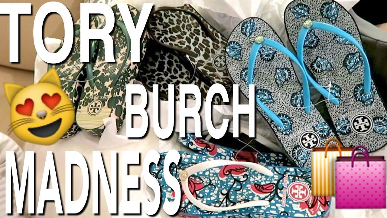 Tory Burch Босоножки