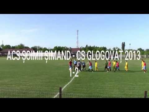 ACS ȘOIMII ȘIMAND - CS GLOGOVĂȚ 2013 1-2