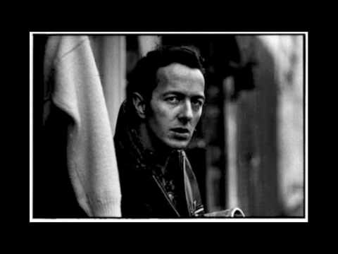 Joe Strummer - Tennessee Rain (Slideshow)
