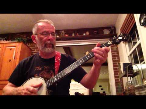 Gospel Plow clawhammer banjo