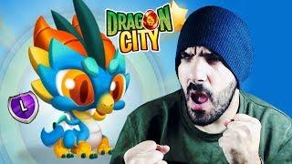 DRAGÓN DESPAMPANANTE ¡DE 3 ESTRELLAS! (Legendario) ⭐️ Dragon City | iTownGamePlay