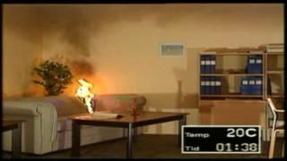 Нужен ли огнетушитель дома